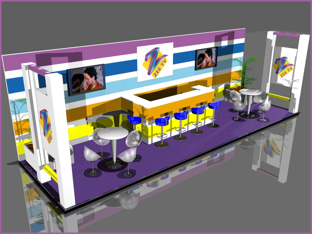 Moyne custom build stand designs for Custom design builders